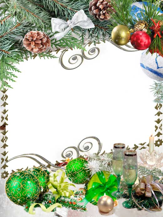 PSD | 3600×4800 | 1 шт | 30 Мб | Copy: graphics.in.ua/photoshop-templates/psd-new-year-greeting-frame-001...