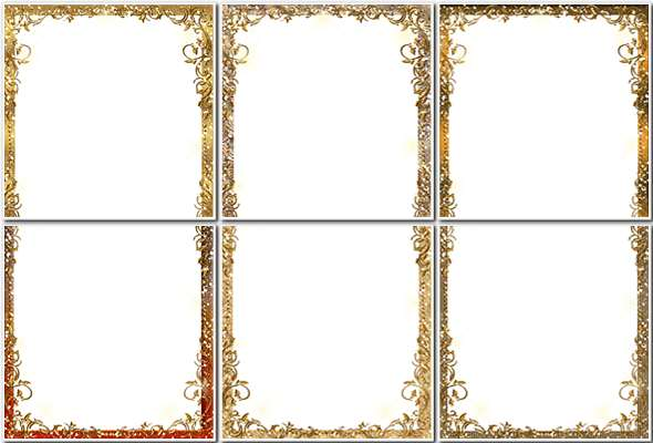 PSD.Decorative.Frames.10-In-1.3787x5010